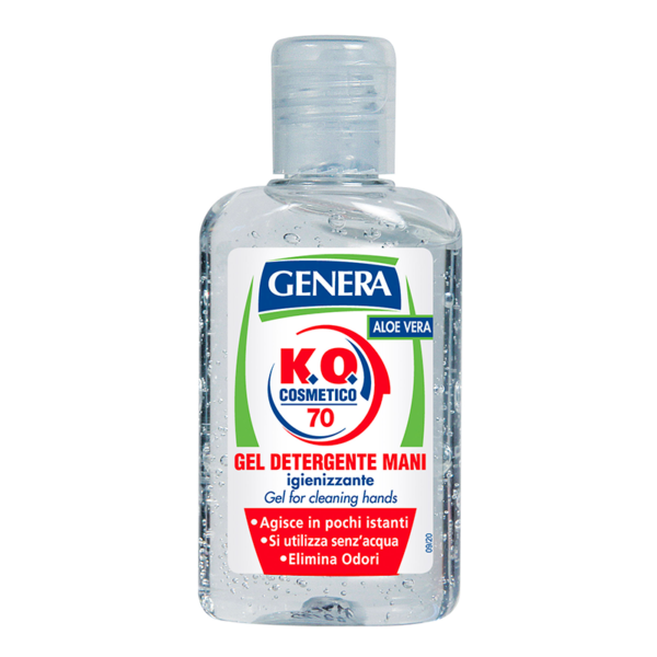 GENERA KO Germs Gel Igienizzante Mani Aloe Vera 80 ml