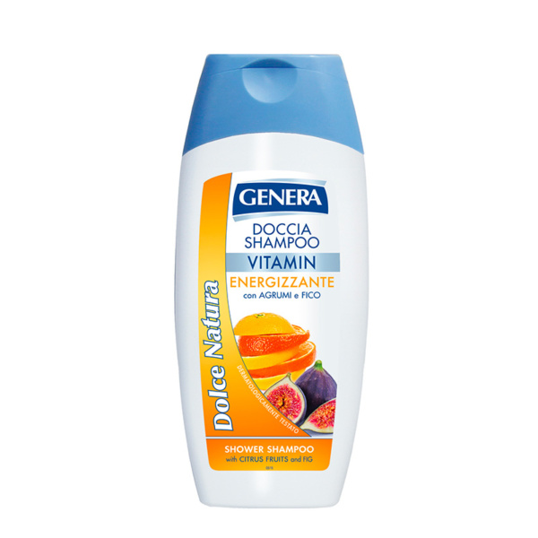 2812149 GENERA Doccia Shampoo Vitamin 300 ml